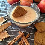 recette Compote pomme-cannelle sans sucres ajoutés au thermomix