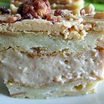 recette Sandwich pudding au Beurre de Cacahuètes ou Recyclage de Pain