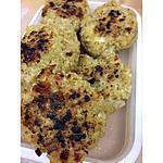 recette Croquettes quinoa