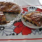 recette Galette des rois  zebra  par  Lauranou
