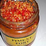 recette piments
