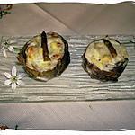 recette coeurs d'artichauts et asperges gratinés