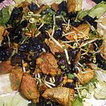 recette Porc aux champignons noirs
