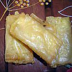 recette Bricks au camembert
