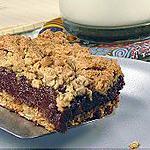 recette Barres tendres au chocolat