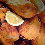 recette Poulet en habit doré