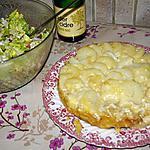 recette Tarte tatin au camembert