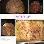 recette POMME DE TERRE A LA SAVOYARDE au COOKEO