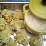 recette cookies au crabe