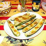 recette Courgettes recette facile et rapide