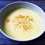recette Crème de chou-fleur au curry