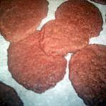 recette shortbreads au nutella