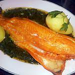 recette Filet de haddock sauce persil