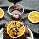 recette Pancakes au cacao Bio {sans gluten, sans oeufs sans lait }