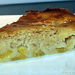 recette Gâteau aux pommes {sans œufs}