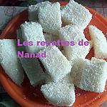 recette Pudding ground rice (semoule de riz) et perles de tapioca
