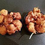 recette accras de crevettes (apéro du nouvel an)