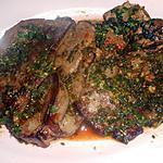 recette Foie d agneau poelé ail et persil