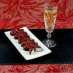 recette Coeurs Choco Menthe