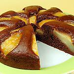 recette Gateau poires-chocolat