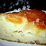 gâteau express aux abricots