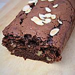 recette Gâteau Chocolat Noix Courgette