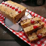 recette Gâteau pain perdu aux cramberrys ......Une recette de nos anciens ...