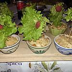 recette Petites plantes carnivores  aux figues et foie gras