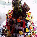 recette gateau  bonbons pour les douze  ans d hanaé