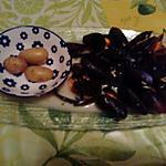 recette moules au maroilles