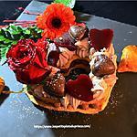 recette Heart Cake pour la St Valentin
