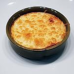 recette Crème brûlée au camembert