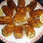 recette Croquettes de merlan