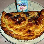 recette Pie aux fruits mélangés