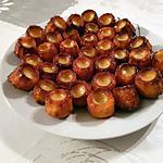 recette Mini cannelès