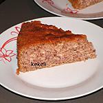 recette Gâteau Ardéchois