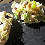 recette Baguette poire gorgonzola