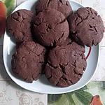 recette Biscuits au chocolat (sans oeufs)