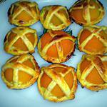 recette Petits paniers aux abricots