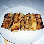 recette courgettes panées