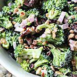recette Broccoli Salad