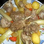 recette Pot au feu de canard