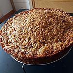 recette Gateau vanillé croquant