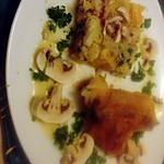 recette écrasée de chou  fleur,     la  cuisine   de lili  marti