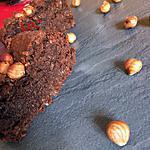 recette Cake chocolat banane et coco