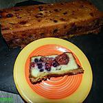 recette Cake aux fruits des bois