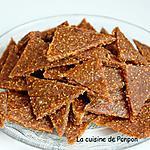 recette Biscuit amande-figue, vegan et sans gluten