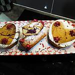 recette Gâteau  coeur   basque  revisité        .......       par Lauranou