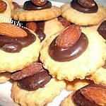 recette biscuits amandes choco...trés vilains....