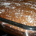 recette Gâteau au chocolat et courgette
